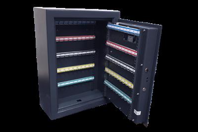New series of burglar-resistant certified key safes!