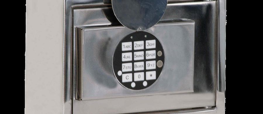 Compacte sleutelkluis